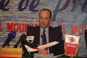 MOHAMED SALAH BOULTIF,air algerie,low cost ,filiale catring,restructuration,